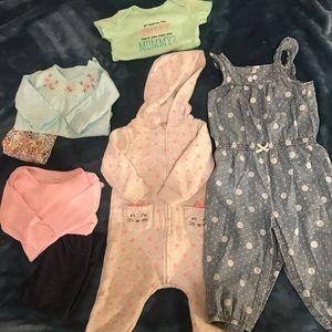 BabyGirl 12-18MO Spring Collection